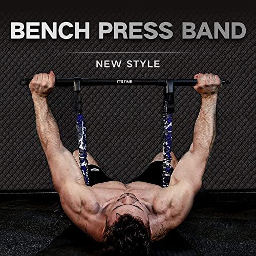 Enjoy Exclusive For Innstar Adjustable Bench Press Push Up Resistance Bands Chest Builder Workout Equipment Arm Expander Resistance Training Home Workout Gym In 2020 Bench Press Travel Workout Adjustable Bench Press