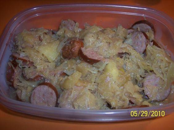 how to make sauerkraut without vinegar