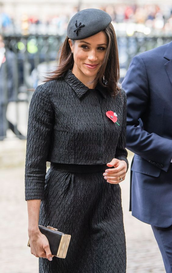 Meghan Markle and Prince William Shared the Sweetest Greeting at the Anzac Day Services