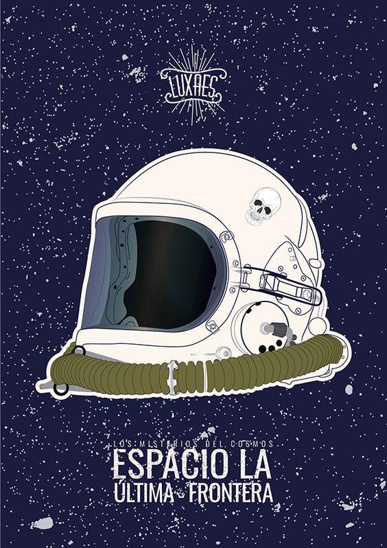 Espacio la Última Frontera Astronauta