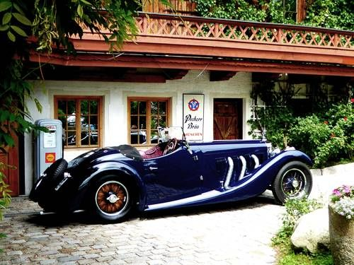 1929 Mercedes 710 SS -sports body- (picture 2 of 6)