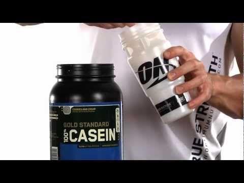 100% Casein Protein - $34.99 | Optimum Nutrition: True Strength