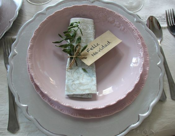 Personalized christmas Napkins and Labels