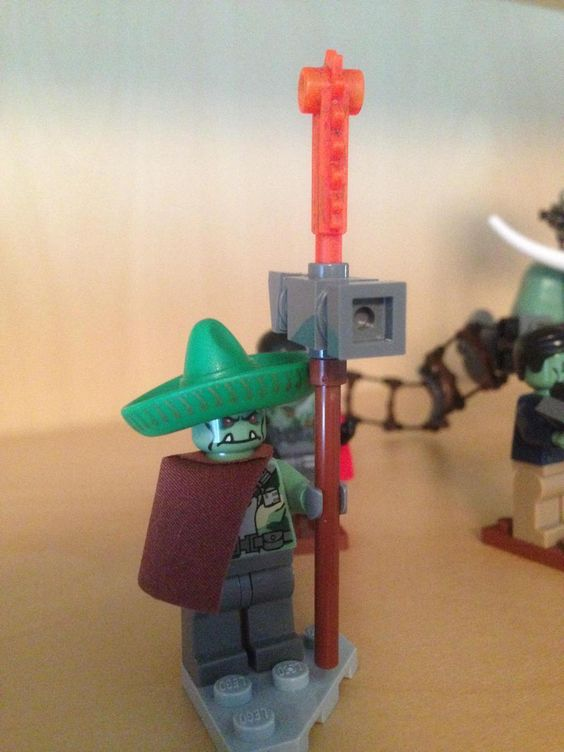 Bricks: Lego doodles POST THEM, by Silverdream