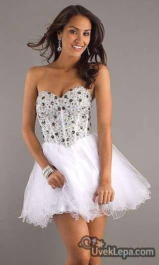 Haljine Za Malu Maturu Dresses Luxury Dress Prom Dresses