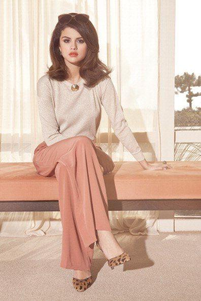 selena gomez. classy & beautiful!!