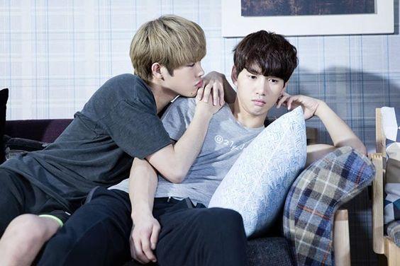 Lee Jae Joon and Takuya Terada The Lover