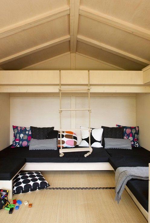 海外から学ぶ和空間 畳のある海外のおしゃれな家6選 子供部屋の