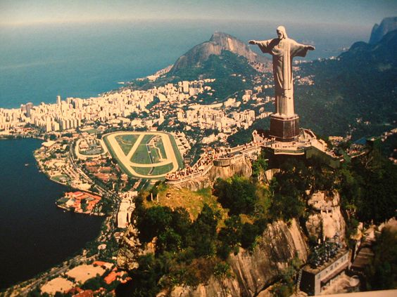 Cristo Redentor - Rio de Janeiro, Brazil