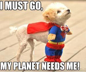 Superhero!