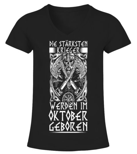 Oktober Wikinger Geburtstag De Viking Odin T Shirt Mens