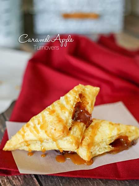 ... | Pinterest | Apple Turnovers, Caramel Apples and Caramel
