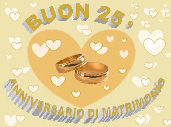 Frasi Di Auguri Per 25 Anni Di Matrimonio Nel 2020 Matrimonio 25 Anniversario Di Matrimonio Anniversario Di Matrimonio