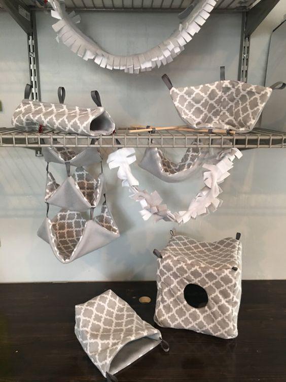 Sugar Glider Cage Set