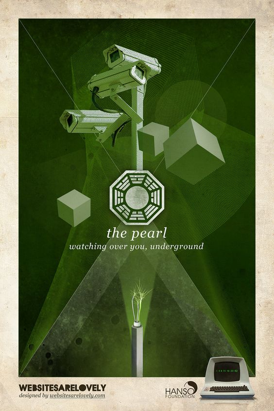 LOST DHARMA Initiative stations The Pearl
