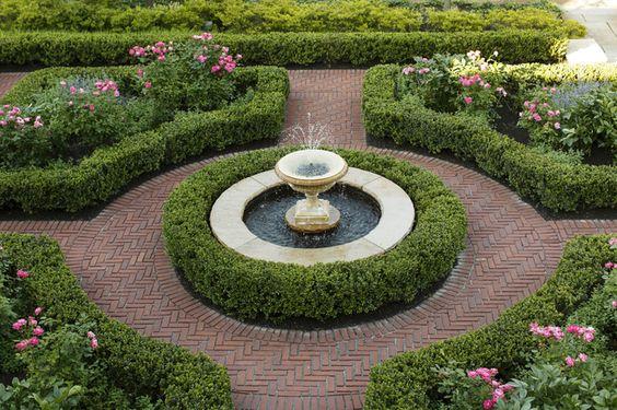 สวนอังกฤษ Formal Garden