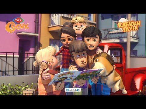 Rafadan Tayfa Trt Cocuk Dergisinde Youtube Disney Karakterleri Dergi Disney