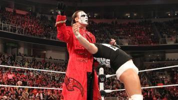 Momentos después de que Raw salió del aire, El Vigilante una vez más se subió al cuadrilátero – exclusivamente por WWE Network.