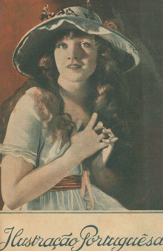 1921 Ilustração Portuguesa