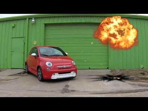 FIATのGIF CM。シュール過ぎる FIAT GIF  Endless Fun | Official FIAT USA Commercial | #LWYA