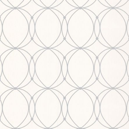 Darcy Wallpaper, Pearl [57218] - $60.00 : DIGS, modern furniture, housewares, decor and gift items.