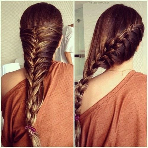 Swell 1000 Images About Braided Hairstyles 2015 On Pinterest Braided Hairstyle Inspiration Daily Dogsangcom