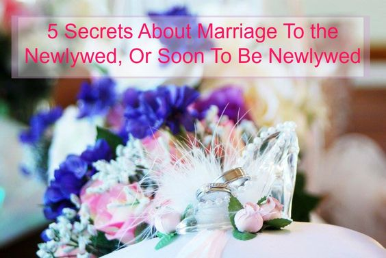 Yes, married life seems all love and cuddles, but sometimes it isn't. I'm going to tell you some marriage secrets that will help when difficult times come. Notice I said WHEN, because difficult times will come.
