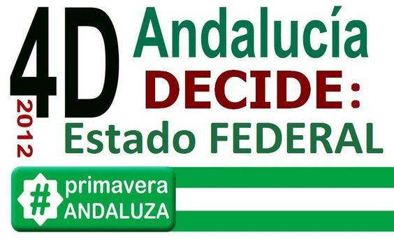 """Primavera Andaluza registra en el Parlamento un Estado federal para defender Andalucía """"en serio""""   Paralelo 36 Andalucia"""