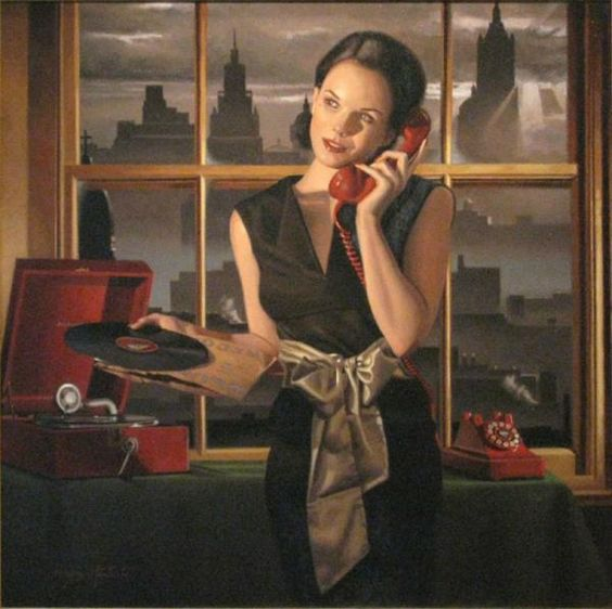 Peregrine Heathcote ~ artist I now have a favorite artist! Really I would love to have everyone of his pictures