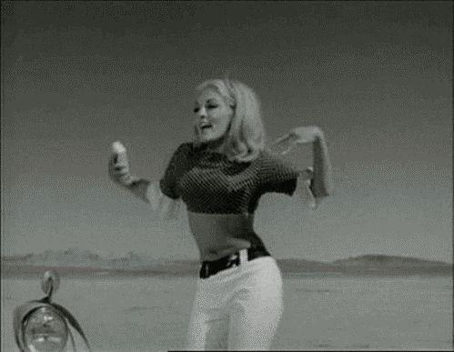 lori williams teaching how to dance faster pussycat