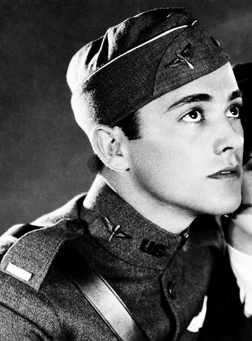 Image result for charles buddy rogers in wings