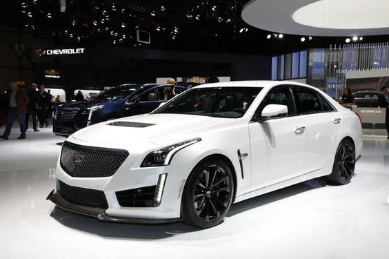 2016 Cadillac CTS V Cadillac Pinterest