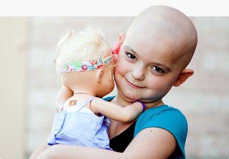 Children's Cancer Research | St. Baldrick's