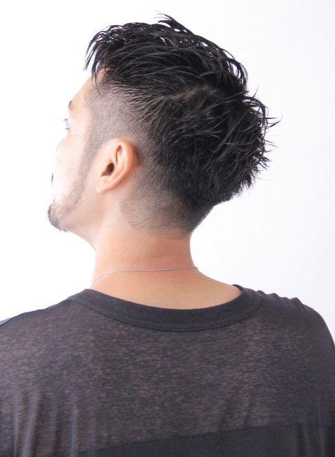 王道の刈り上げベリーショートスタイル 髪型メンズ ビューティーナビ ベリーショート パーマ メンズ ベリーショート 刈り上げ ショート のヘアスタイル