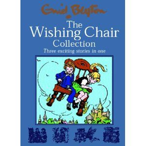 The Wishing Chair Collection: Three Stories in One - Enid Blyton