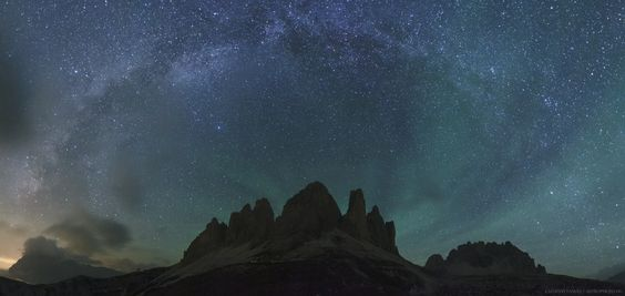 Airglow over Italy   Image Credit & Copyright: Tamas Ladanyi  (TWAN) [APOD]