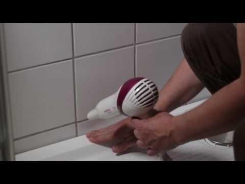 Silikonfuge Fuge In Dusche Oder Badewanne Erneuern Neu Verfugen Youtube In 2020 Mit Bildern Verfugen Dusche Fugen Erneuern