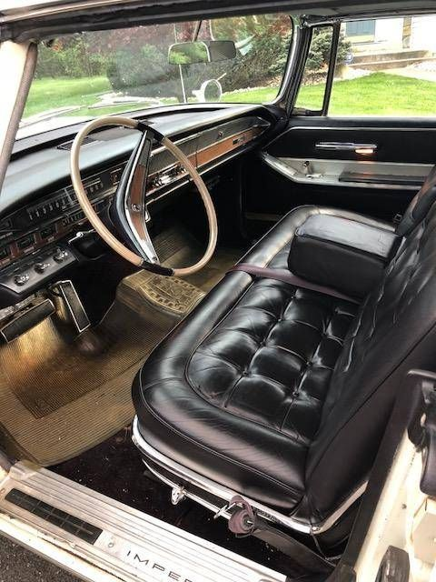 1965 Chrysler Imperial Crown 4 Door Hardtop Chrysler Imperial