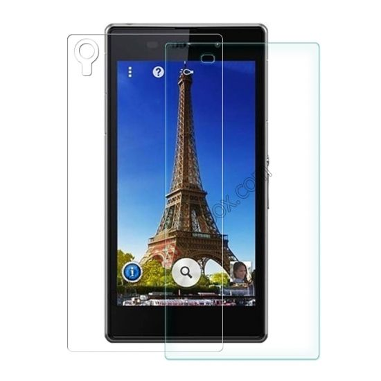 Nillkin Nanometer Anti-Explosion Tempered Glass Screen Protector for Sony Xperia Z1 L39h US$15.69