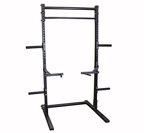 Titan Squat Rack w/ Dip Bars HD Deadlift Lift Weight Training stand pull up bar  http://www.fitnessandactivity.com/titan-squat-rack-w-dip-bars-hd-deadlift-lift-weight-training-stand-pull-up-bar-2/