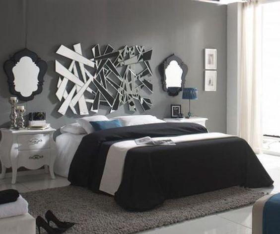 Espejo de cristral de dise o oslo decoracion beltran tu for Espejos de decoracion modernos