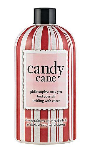 PHILOSOPHY candy cane shower gel