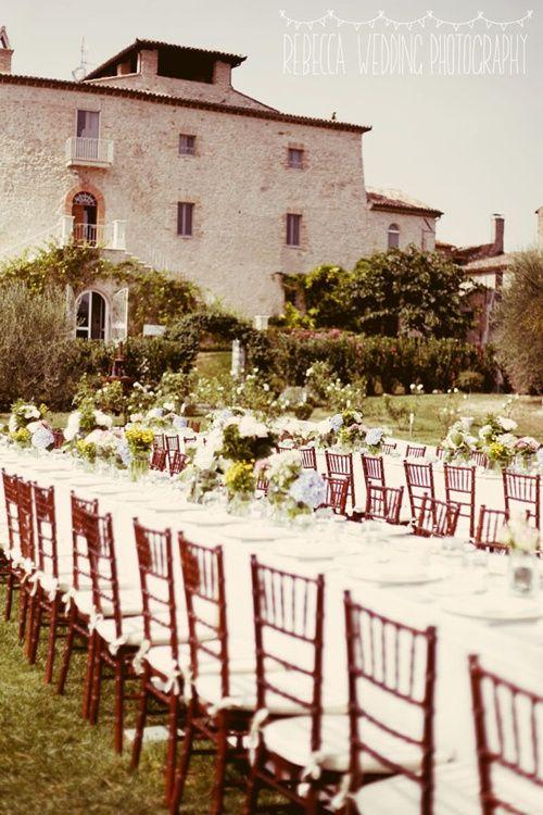 outdoor, destination wedding