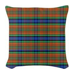 The Weaver Burlap Throw Pillow