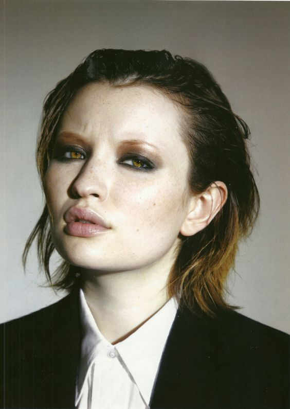 Emily Browning photographed by Thomas Giddings