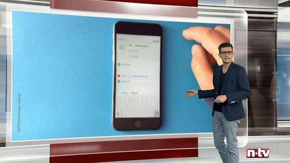 n-tv Netzreporter: iPhone-Update erlaubt Zugriff auf fremde Daten