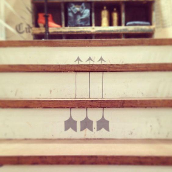 Madewell stairs, Soho NY