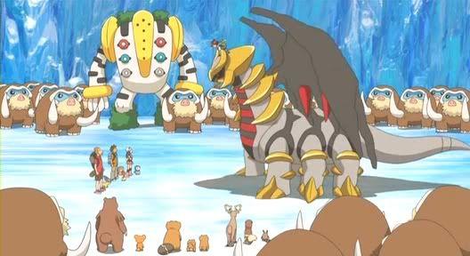 Pokemon Movie 11 Giratina And The Sky Warrior Pokemon Movies