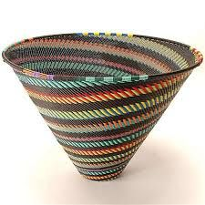 Resultado de imagem para cestaria zulu