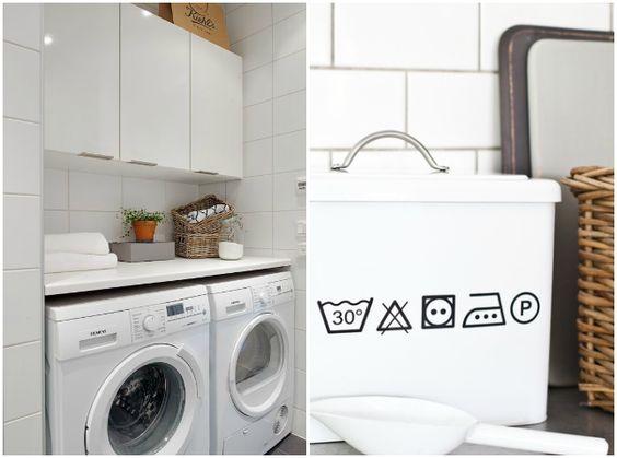 Lavander a en casa inspiraci n y compras via miblog - Lavanderia in casa ...
